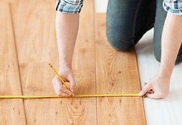 floor repair in arlington heights